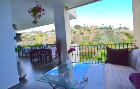 Comfortable apartment with a terrace in a residential complex with a swimming pool, a garden and a parking, Benahavis, Spain for 265,000 €