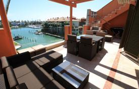 Penthouses for sale in Andalusia. Penthouse – Sotogrande, San Roque, Andalusia,  Spain