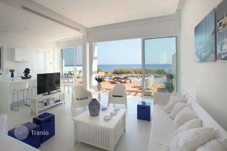 Luxury residential for sale in Protaras. Five Bedroom Detached Beach Front Villas in Agia Triada