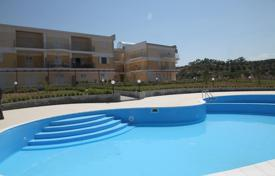 Apartments with pools for sale in Calabria. Apartments in the resort with panoramic views of the sea in Calabria