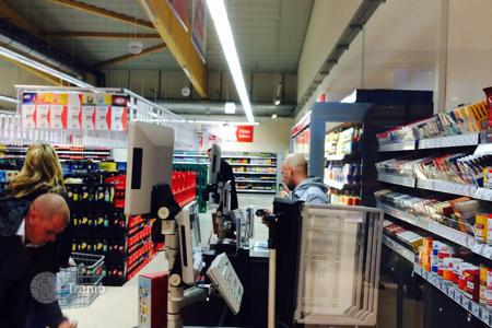 Supermarkets for sale in Thuringen. New supermarket in Thuringen with a 6,6% yield