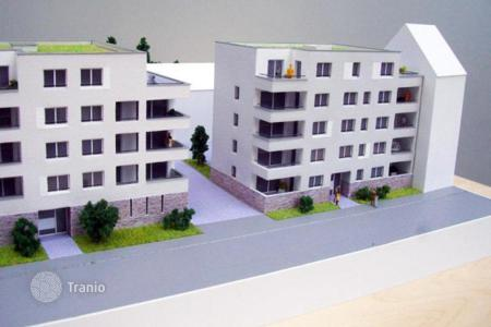 Cheap 1 bedroom apartments for sale in Central Europe. The apartment is in a new building in Baden-Baden