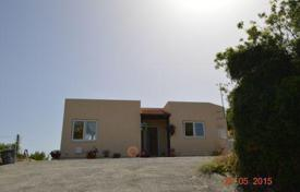 Chalets for sale in Paphos. Private 4 Bedroom Bungalow, Sea and Mountain Views — Koili