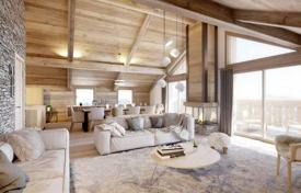 3 bedroom apartments for sale in Auvergne-Rhône-Alpes. Three-bedroom apartment in a new complex, Meribel, Alpes, France