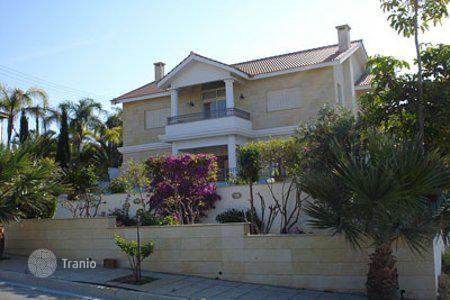 Luxury 4 bedroom houses for sale in Mouttagiaka. Four Bedroom Detached Villa