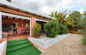 Residential for sale in Ibiza. Charming villa with a pool, a garden and mountain views, San Jose, Ibiza, Spain