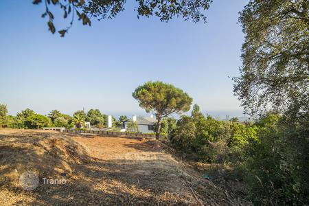 Coastal land for sale in Catalonia. Development land – Sant Vicenç de Montalt, Catalonia, Spain