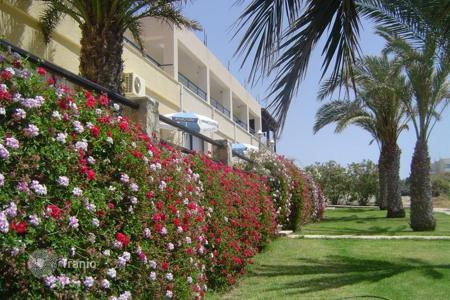 Commercial property for sale in Cyprus. Hotel Apartments Sea Front Location — Kissonerga