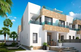 Cheap townhouses for sale in Spain. Townhouses with private solarium in Villamartín