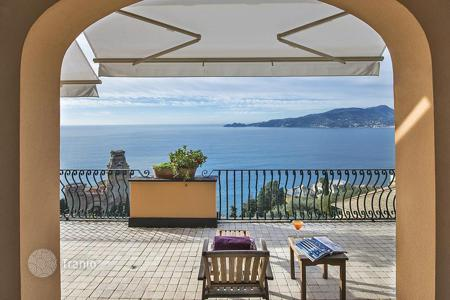 Luxury 3 bedroom apartments for sale in Liguria. Apartment – Zoagli, Liguria, Italy