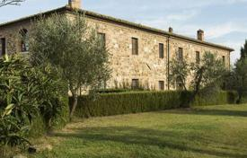 Luxury houses for sale in San Quirico D'orcia. Refurbished XI century villa in San Quirico d'Orcia, Tuscany, Italy