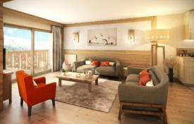 3 bedroom apartments for sale in Auvergne-Rhône-Alpes. New 3 bedrooms triplex apartment — Méribel Centre