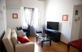 Property for sale overseas. One-bedroom apartment in the city center, Athens, Greece
