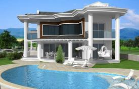 Off-plan houses with pools for sale overseas. Villa – Marmaris, Mugla, Turkey