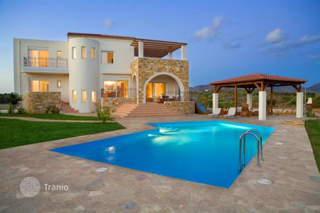 4 bedroom houses by the sea for sale in Chania. Villa – Chania, Crete, Greece
