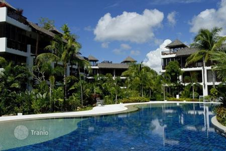 Coastal buy-to-let apartments in Phuket. These large two bedroom apartments are very nice and not far from the beach