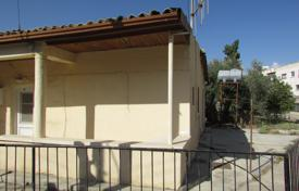 Cheap property for sale in Nicosia (city). 2 Bedroom Semi Detached House in Pallouriotissa