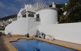 4 bedroom houses for sale in Jalón. 4 bedroom mediterranean-style villa with private pool and solarium in Jalón