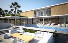 Residential for sale in Cap Martinet. New elegant villa with a swimming pool, a terrace and a wine cellar, in an exclusive residence, close to the beach, Cap Martinet, Ibiza