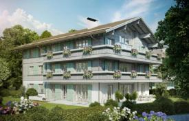 1 bedroom apartments for sale in Bavaria. New one-bedroom apartment in a residential complex near the lake, Tegernsee, Bavaria, Germany