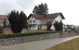 4 bedroom houses for sale in Slovenia. The house is situated in the centre of the village but slightly elevated offering beautiful views of the surrounding hills