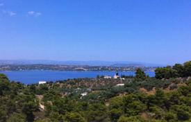 Unfinished cottage with a terrace, sea views and a spacious plot, Spetses, Attica, Greece for 200,000 €
