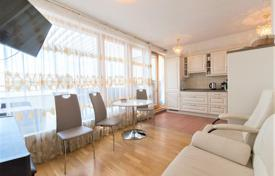 2 bedroom apartments for sale in Prague. Spacious apartment with a winter terrace and two balconies, next to the Podvini Park, Prague 8, Czech Republic