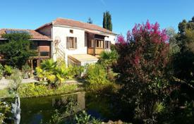 Residential for sale in Occitanie. Historical villa with a veranda, a guest house and a garden, in a quiet village, one hour drive south of Toulouse, Occitania, France