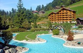 Apartments by the sea for rent with swimming pools overseas. Apartment – Val-d'Illiez, Valais, Switzerland