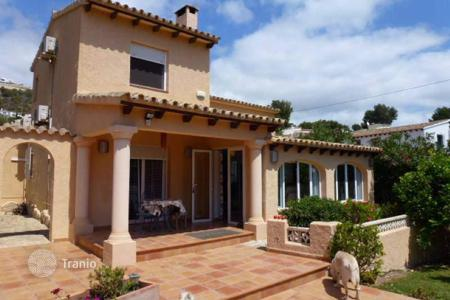 Property for sale in Benimeit. Villa of 4 rooms in Benimeit, Moraira, Alicante