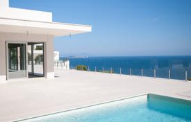 New three-storey villa with a pool, an elevator and a garden, in the second line from the sea, Begur, Spain for 2,100,000 €
