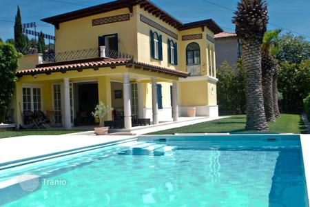 Luxury houses for sale in Slovenia. Villa on the coast of Slovenia. Fire sale!