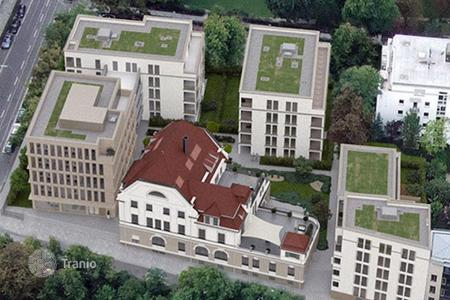 Luxury property for sale in Bogenhausen. Flat in a new residential building in the elite district of Bogenhausen