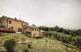 Renovated two-storey villa in Chianni, Tuscany, Italy for 1,295,000 €
