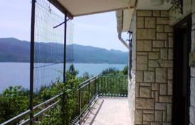 Apartments for sale in Dubrovnik Neretva County. Furnished seaview apartment with a large balcony, Peljesac peninsula, Croatia