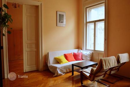 1 bedroom apartments for sale in Hungary. One-bedroom apartment in a historic brick building, the 6th district, Budapest, Hungary