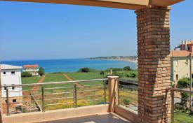 New 3-storey house with the sea view, in the Peloponnese, Greece for 875,000 €
