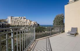 Apartments for sale in Malta. Portomaso, highly finished seafront apartment