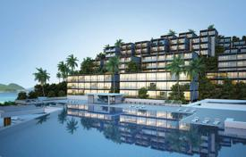 1 bedroom apartments from developers for sale overseas. Beachfront condominium for sale in Kamala Beach