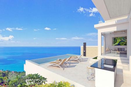 Houses for sale in Southeast Asia. Villa with panoramic sea views in the area of Chaweng Noi