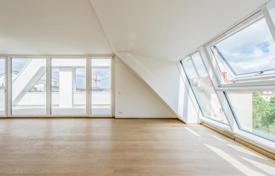 Penthouses for sale in Vienna. New two-level penthouse in the area of Wieden, Vienna