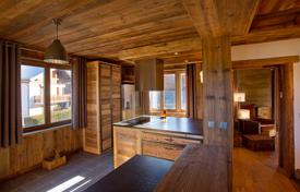 4 bedroom apartments for sale in Auvergne-Rhône-Alpes. Apartment with a terrace and a sauna, with a direct access to the ski lift, in the center of the resort, Courchevel