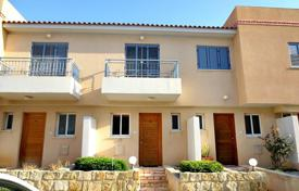 Coastal townhouses for sale in Paphos (city). Terraced house – Paphos (city), Paphos, Cyprus