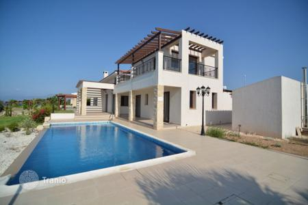 Houses for sale in Poli Crysochous. New villa, beachfront location, latchi harbor, luxury bungalow