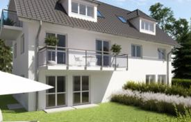 4 bedroom houses for sale in Bavaria. New modern brick house with a garden, Munich, Germany