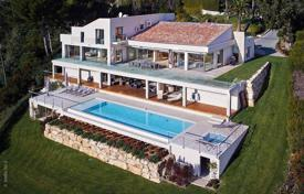 Luxury property for rent in Côte d'Azur (French Riviera). Cannes Californie — Panoramic Sea View