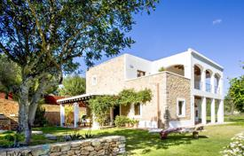 Luxury residential for rent in Ibiza. Detached house – Ibiza, Balearic Islands, Spain