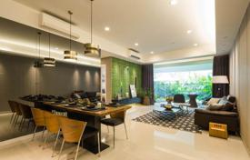 Property for sale in Vietnam. Apartment in new condominium with bar, pools and fitness-club. A great investment with high capital-upside potential!
