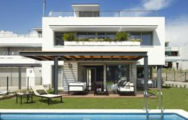 Townhouses for sale in Catalonia. Terraced house – Sant Vicenç de Montalt, Catalonia, Spain