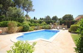 5 bedroom houses for sale in Balearic Islands. Detached house – Santa Ponsa, Balearic Islands, Spain